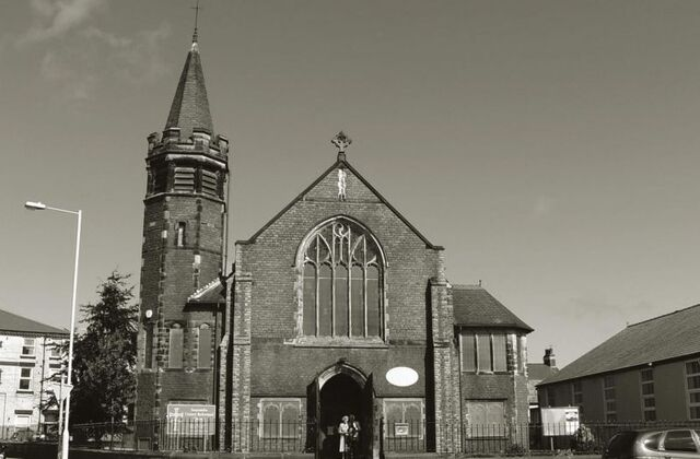 Seacombe church