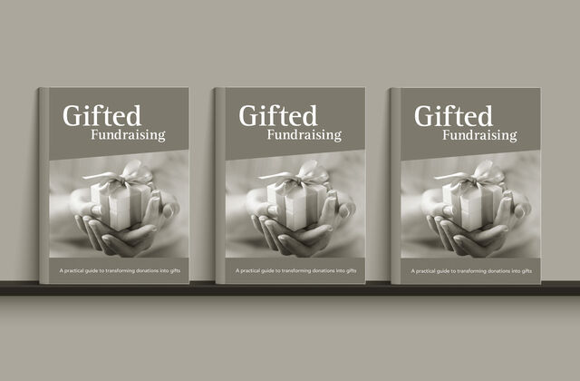 Gifted Fundraising Consultancy book