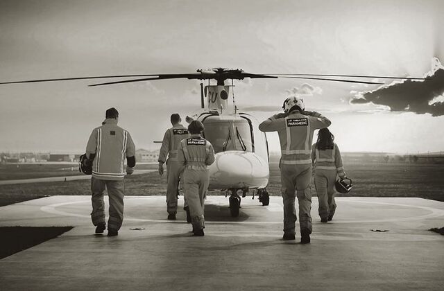 Gifted Fundraising Consultants - Air Ambulance Photo