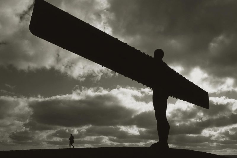 Gifted Fundraising Consultancy - Angel of the North